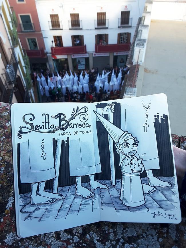 SevillaBarroca.JuliaSanz