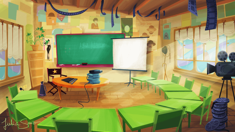 background design briefing